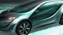 Mazda Kiyora Urban Concept