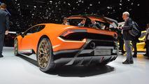 Lamborghini Huracan Performante: Geneva 2017