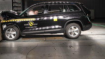 Crash-test Euro NCAP - Škoda Kodiaq, Mini Countryman, Nissan Micra et Suzuki Swift