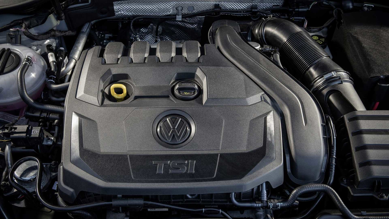 VW 1.5-liter TSI Evo engine