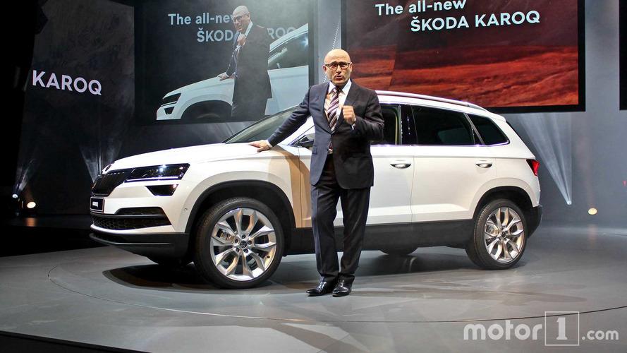 Skoda Karoq Güney Amerika'da VW Tharu adıyla mı satılacak?