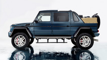 2017 Mercedes-Maybach G650 Landaulet