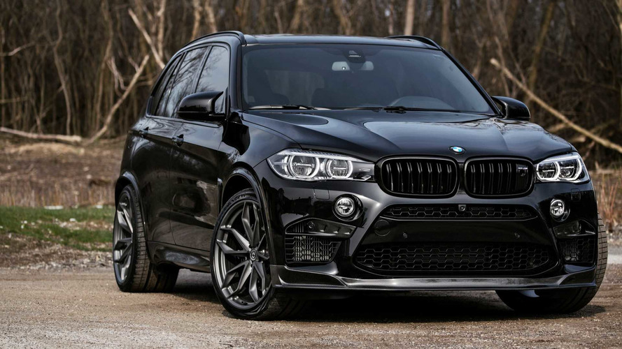 iND Distribution ile BMW X5 M daha vahşi