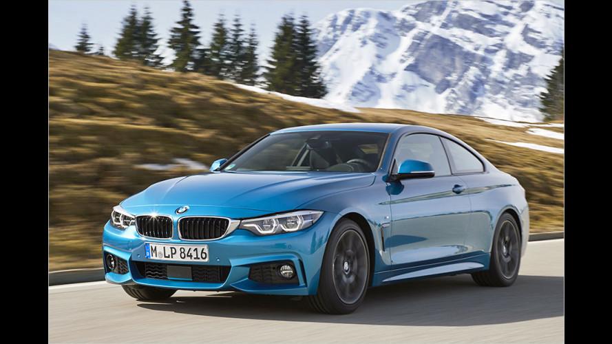 Im Schnelltest: BMW 440i Coupé