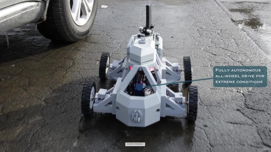 Polislerin yerini robotlar mı alacak?