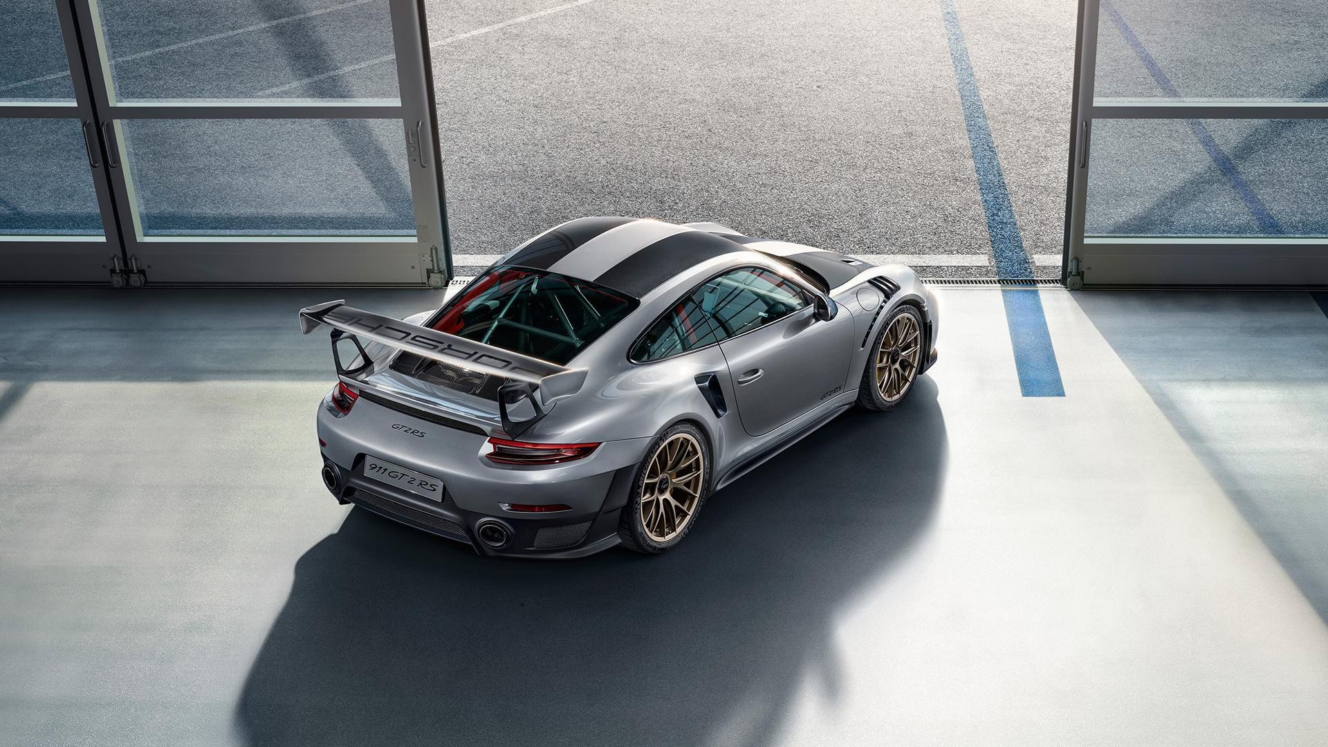 2018-porsche-911-gt2-rs Interesting Porsche 911 Gt2 Rs Nurburgring Lap Cars Trend