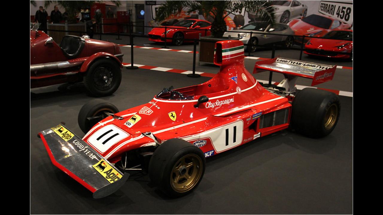 Ferrari 312B3 1974