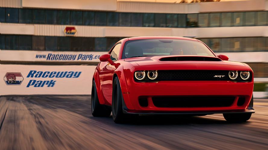 Moins de 100'000 dollars pour la Dodge Challenger SRT Demon