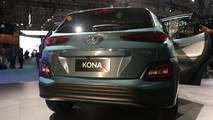 2019 Hyundai Kona Electric at 2018 New York Auto Show