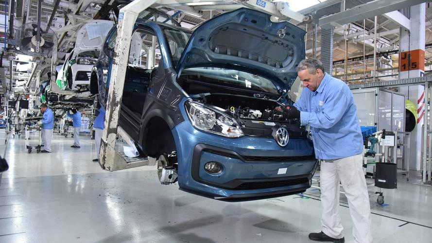 Anfavea: Fábricas deixaram de produzir mais de 70 mil carros em maio