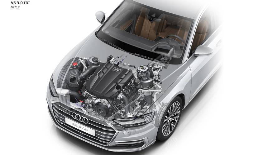 Now Audi's Been Caught Fiddling Emissions On Its Latest Diesels