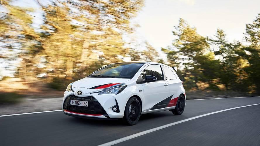 2018 Toyota Yaris GRMN first drive: Wicked fun - forget the price