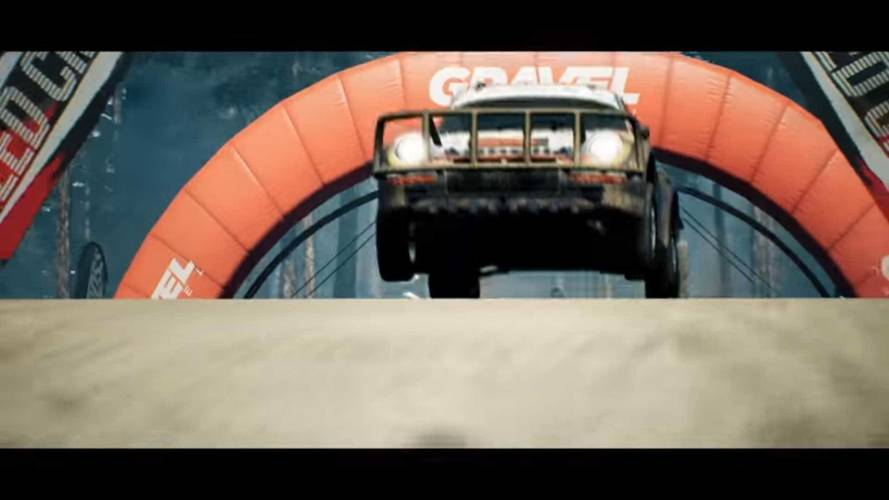 Porsche 959 Goes Off-Road In Rally-Based Gravel Video Game
