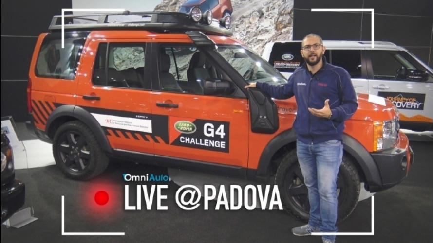 Auto e Moto d'Epoca, Land Rover Discovery ieri e oggi
