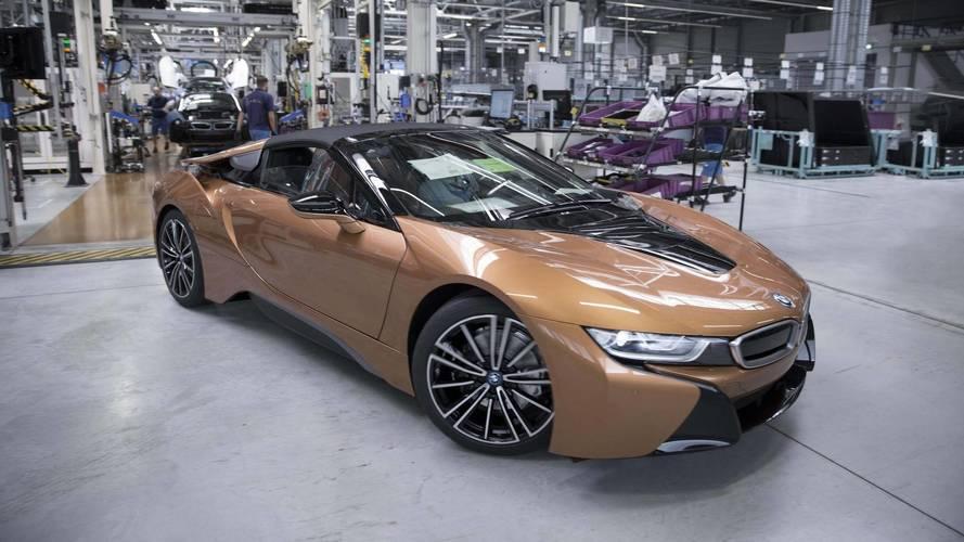 Mégis elkészülhet a második-generációs BMW i8