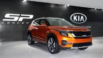 2018 Kia SP concept