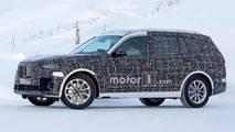 BMW X7 casus fotoğraflar