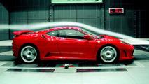 Novitec Ferrari F430 Aerodynamic Program