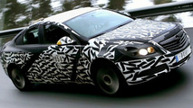 Opel Release Own Insignia Spy Photos?