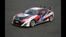 Toyota GT86 e Lexus LFA alla 24h del Nurburgring 2012