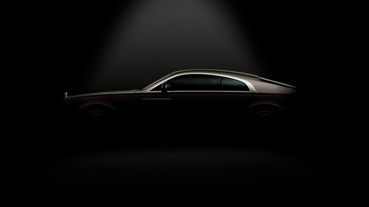 Rolls-Royce Wraith, i teaser