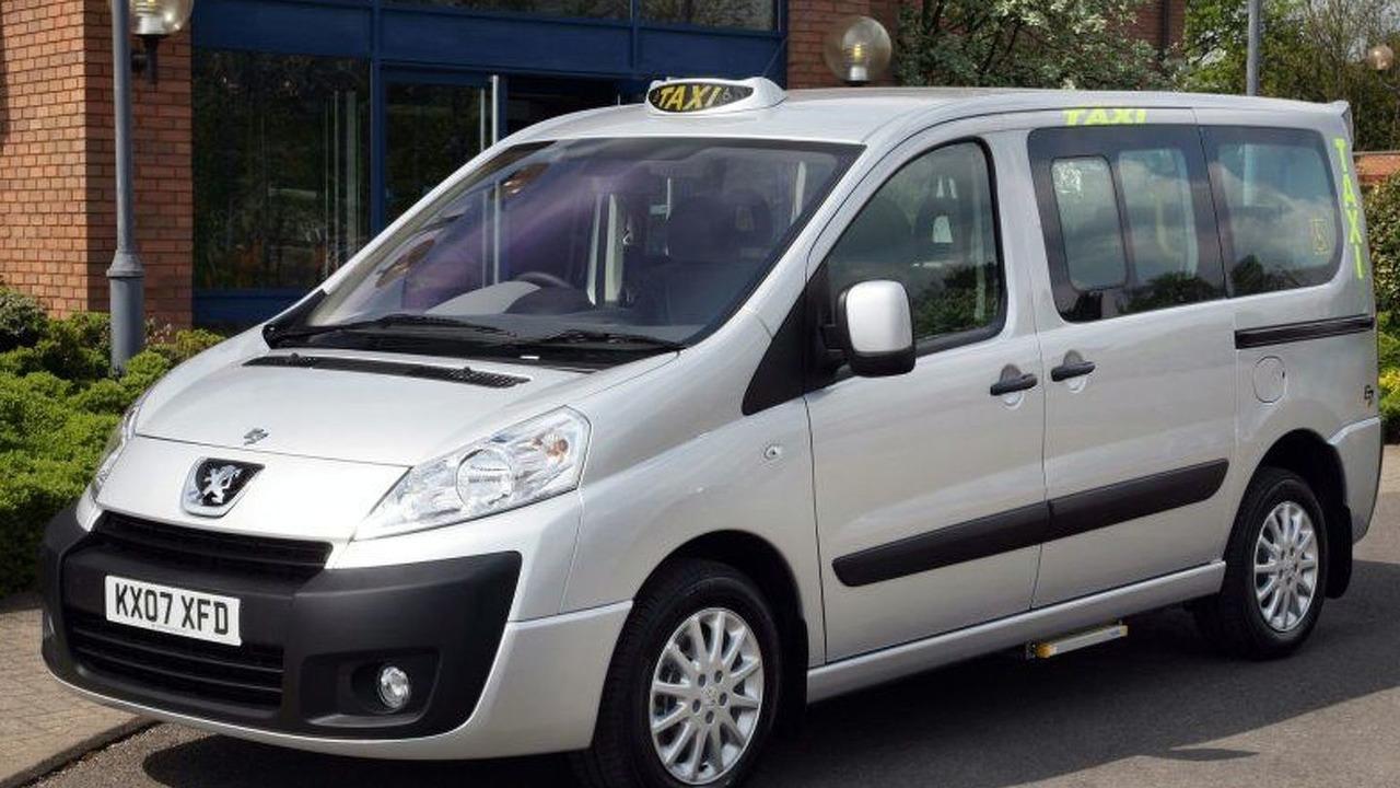 New Peugeot E7 Taxi