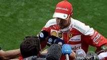 Vettel blames Verstappen for first-corner crash