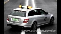 Mercedes Benz SL63 AMG - Novos Safety Car e Medical Car da Fórmula 1 2008