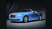 Rolls-Royce Dawn Bespoke bleue