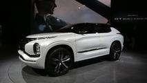Mitsubishi GT-PHEV Concept Paris Motor Show