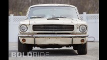 Shelby GT350 Ford Mustang 'Carryover' Barn Find