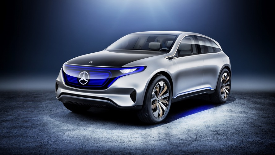 Daimler reveals plan to invest €10 billion in electric cars