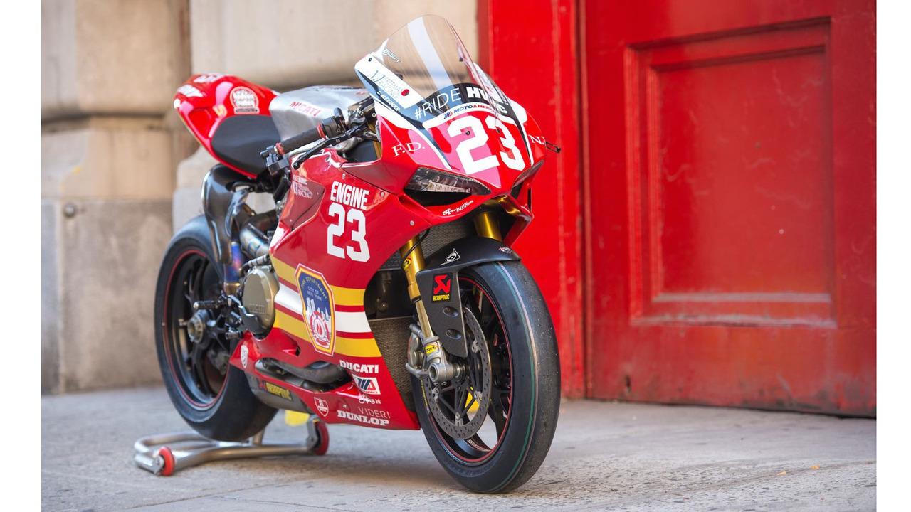 Ducati Panigale R Engine No. 23
