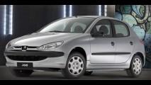 Peugeot 206 2010 sai por R$ 25.700 - Hatch 1.4 perde itens para ficar mais barato