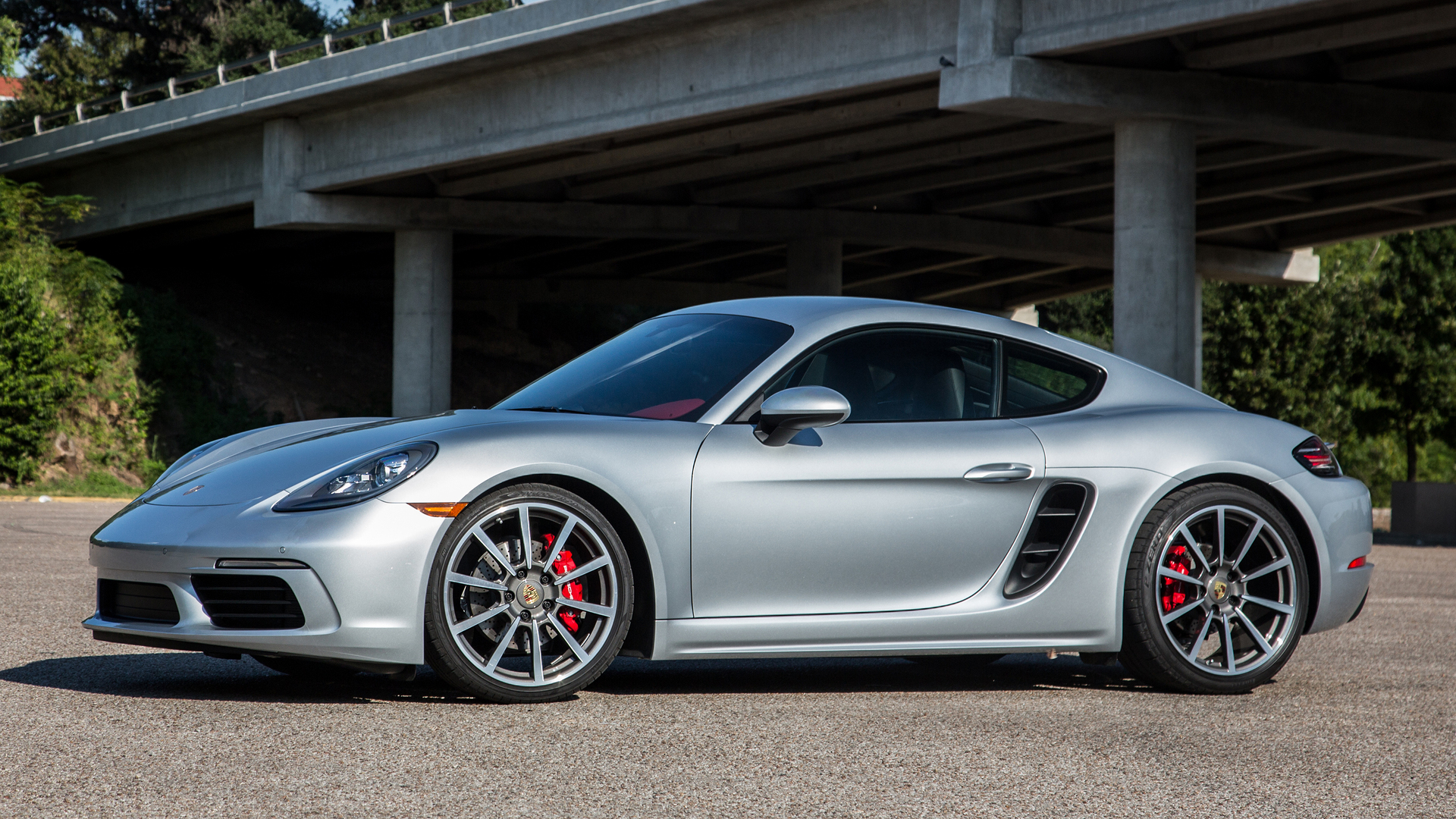 First Drive 2017 Porsche 718 Cayman