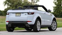2017 Land Rover Range Rover Evoque Convertible: First Drive