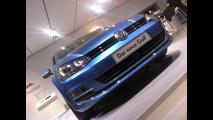 La nuova Volkswagen Golf vista dal vivo