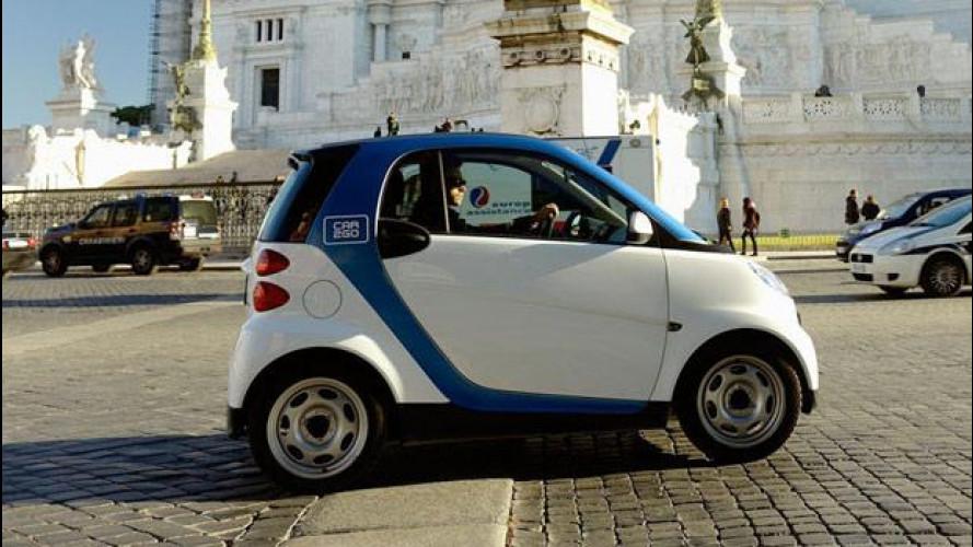 Dal car sharing al peer to peer