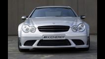 Mercedes CLK 63 AMG Black Series by Kicherer