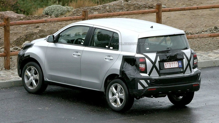 New Toyota Small SUV for Europe