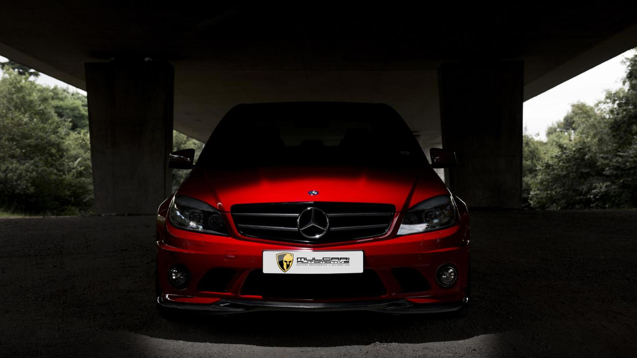Mercedes-Benz C63 AMG by Mulgari 16.10.2013