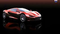 Maserati Bora render 07.11.2013