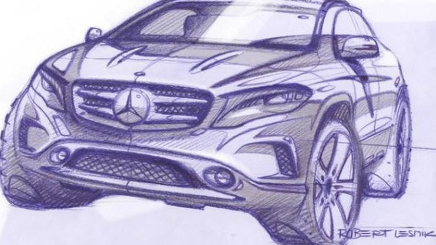 Mercedes-Benz planning X-Class to slot below GLA, to be based on the Renault Captur - report