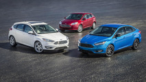 2015 Ford Focus family
