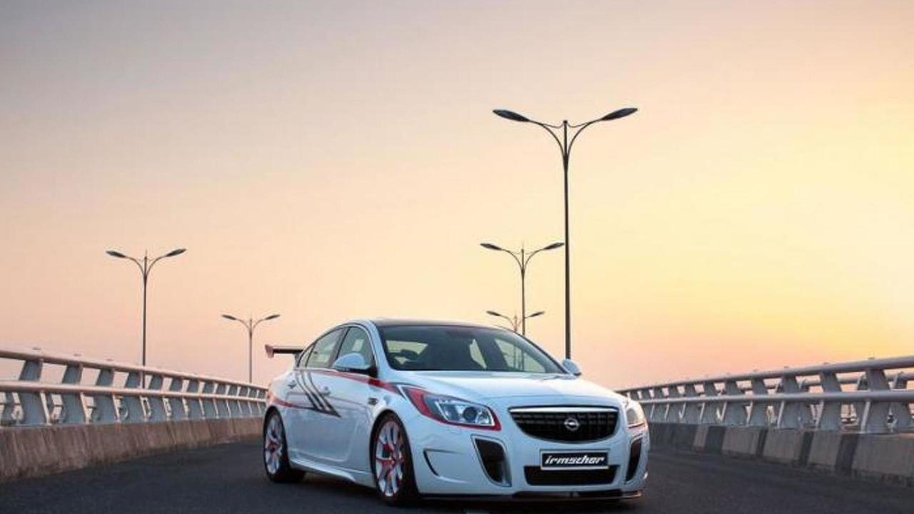 Opel Insignia is3 by Irmscher