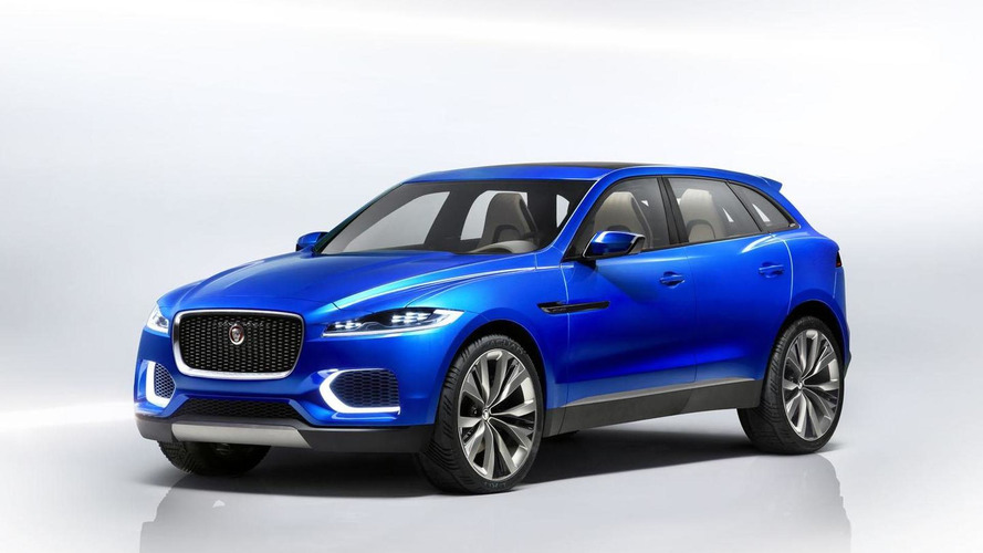 Jaguar J-Pace reportedly coming in 2019, could be based on the Range Rover