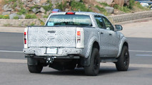 Ford Ranger Raptor Detailed Spy Photos