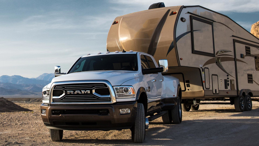 Updated 2018 Ram 3500 Makes 930 LB-FT, Can Tow 30,000 Pounds