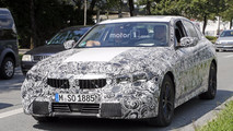 2019 BMW 3 Series new spy photos