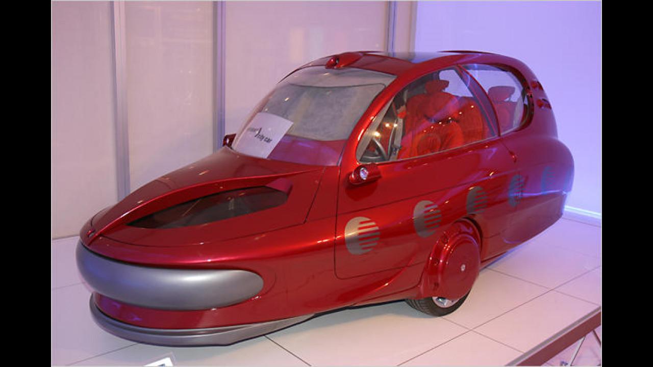Sbarro Assystem City Car